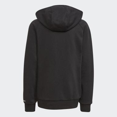 Sweat-shirt à capuche Adicolor Noir Enfants Originals