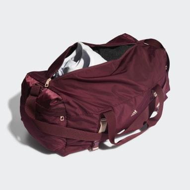 красный Спортивная сумка