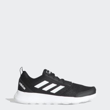 Men Running Black Adivat Shoes