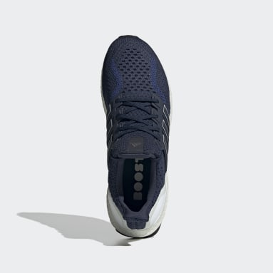 วิ่ง สีน้ำเงิน รองเท้า Ultraboost DNA