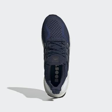 Running Blue Ultraboost DNA Shoes