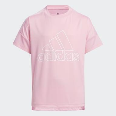 розовый Футболка Training Essentials