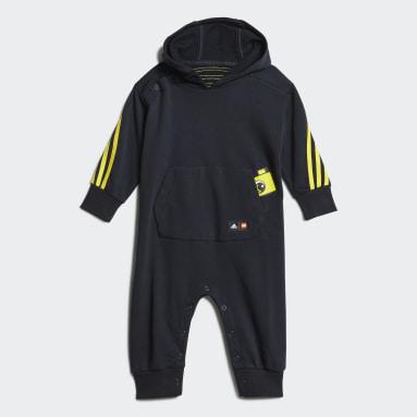 черный Комбинезон с капюшоном adidas x Classic LEGO®