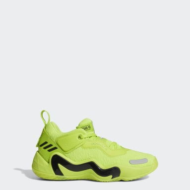 Youth Basketball Green Donovan Mitchell D.O.N. Issue #3 Mike Wazowski Shoes
