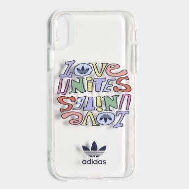 Originals Green Pride Allover Print iPhone X/Xs Snap Case