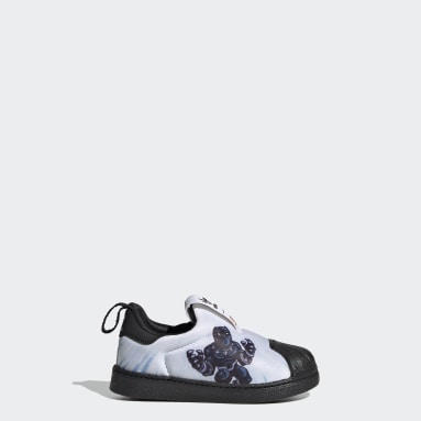 Infant & Toddler Originals White Superstar 360 Shoes