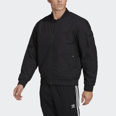 Men Originals Black Chile 20 Exceloft Lightweight Padding Bomber Jacket