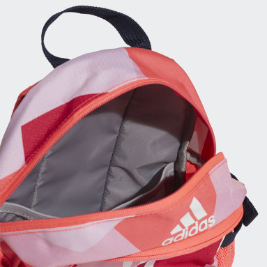 Kids Training Pink Power Graphic Backpack