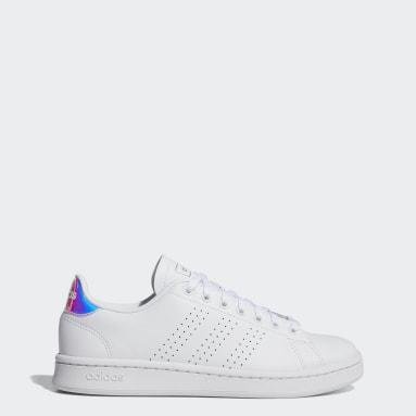 Women Essentials White Advantage Shoes