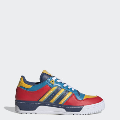 Originals Blå Rivalry Human Made sko