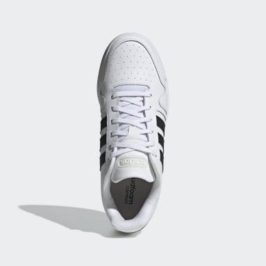 Chaussure Postmove Blanc Basketball