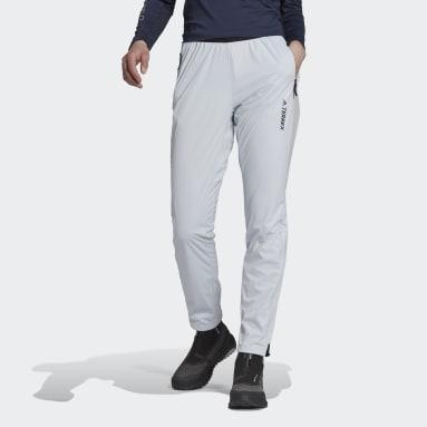 Dam TERREX Blå Terrex Xperior Cross-Country Ski Soft Shell Pants