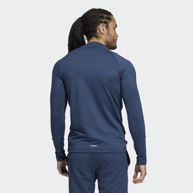Maglia Sport Performance Recycled Content COLD.RDY Blu Uomo Golf
