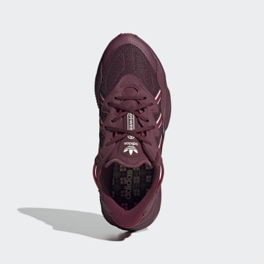 Men Originals Burgundy OZWEEGO Shoes