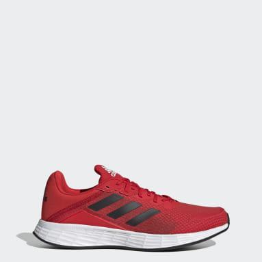 Tenis Duramo SL Rojo Hombre Running