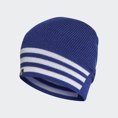 Gym & Träning Blå 3-Stripes Woolie