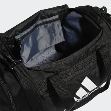 Training Black Defender Duffel Bag Small