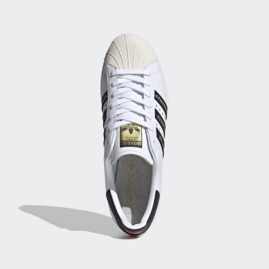 Originals Superstar 80s Human Made Schuh Weiß