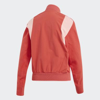 Frauen Sportswear VRCT Jacke Rot