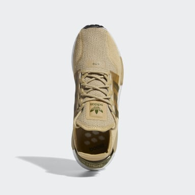Men's Originals Beige NMD_R1 V2 Shoes