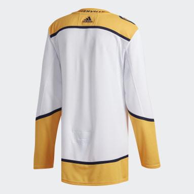 Men Hockey Multi Predators Away Authentic Jersey