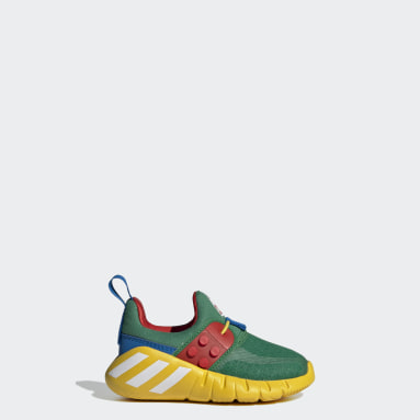 Infants Training Green adidas RapidaZen x LEGO® Shoes