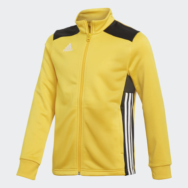 Kids Football Gold Regista 18 Jacket