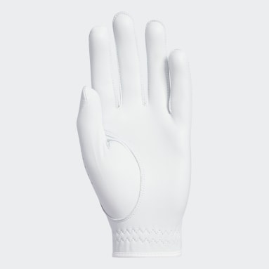 Guantes Ultimate Leather Blanco Golf