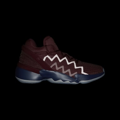Chaussure D.O.N. Issue #2 rouge Basketball