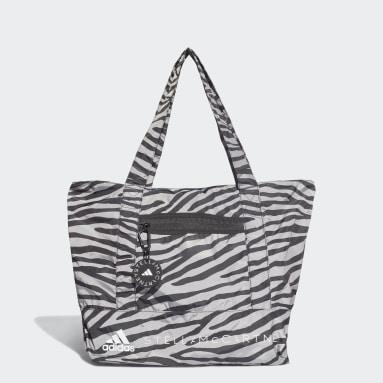 Tote bag adidas by Stella McCartney Noir Femmes Fitness Et Training