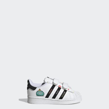 Infants Originals สีขาว รองเท้า adidas x Kevin Lyons Superstar