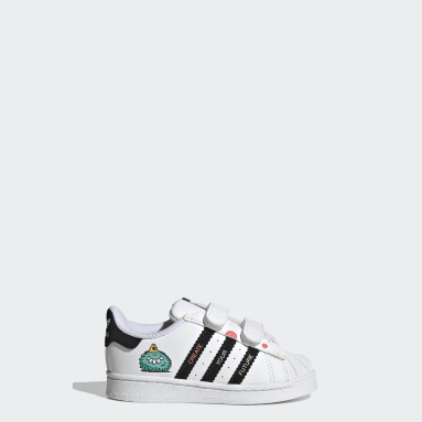 Infants Originals White adidas x Kevin Lyons Superstar Shoes