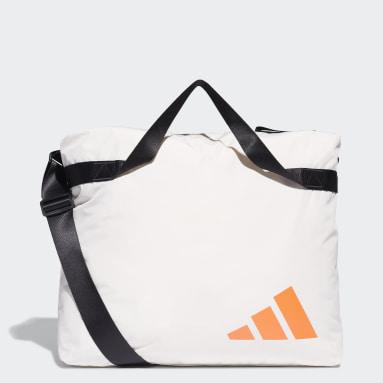 Women Volleyball Beige Oversize Tote Bag