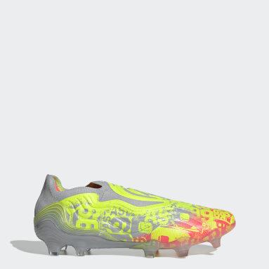 Voetbal grijs COPA SENSE+ FG