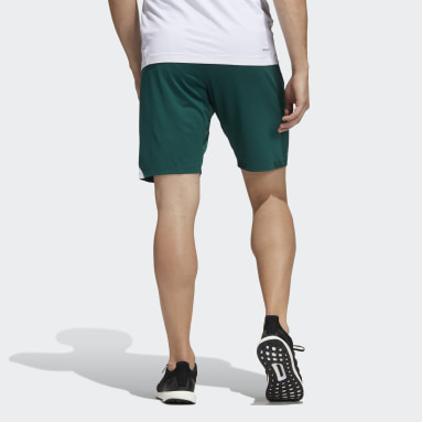 Short 4KRFT Vert Hommes Fitness Et Training