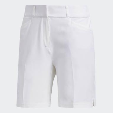 Shorts Ultimate Club 7-Inch Blanco Mujer Golf
