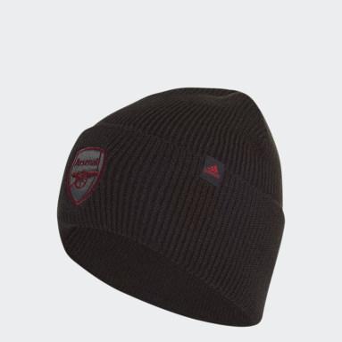 Gorro Arsenal Negro Fútbol