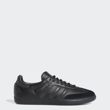 Originals Black Pharrell Williams Samba Shoes