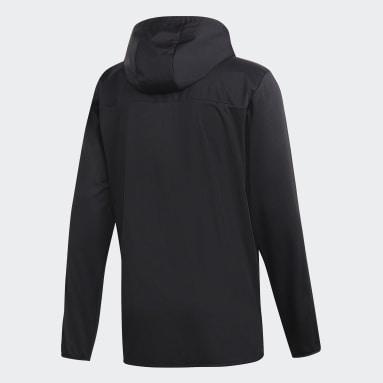 Men Football Black Tiro 19 Warm Jacket