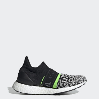 Women's adidas by Stella McCartney Black Ultraboost X 3D Knit Shoes