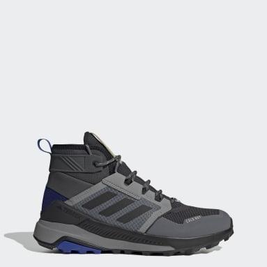 TERREX Grey Terrex Trailmaker Mid COLD.RDY Hiking Shoes