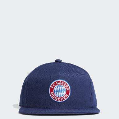 Gorra FC Bayern Snapback Azul Fútbol