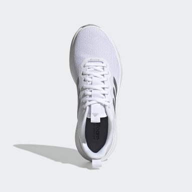 Chaussure Fluidstreet blanc Femmes Course