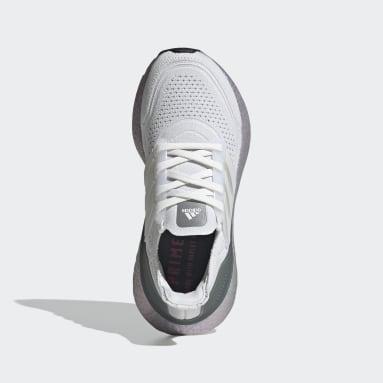 Scarpe Ultraboost 21 Bianco Bambini Running
