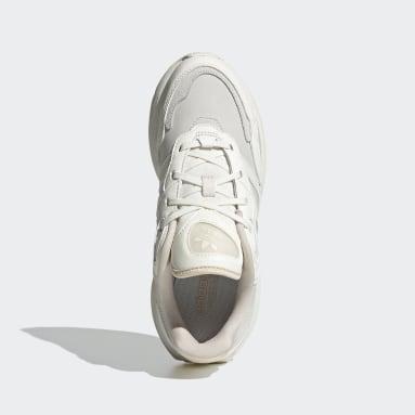 Women Originals White Zentic Shoes