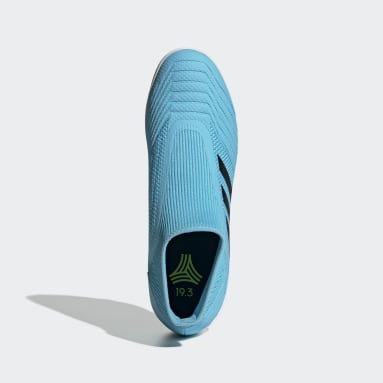 Calzado de Fútbol Predator 19.3 Césped Artificial Turquesa Hombre Fútbol