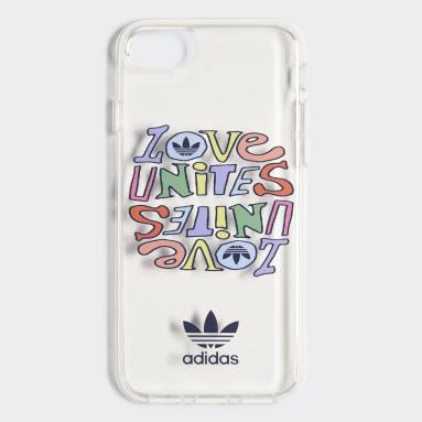 Originals Green Pride Allover Print iPhone 8 Snap Case