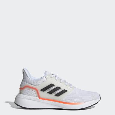 Men Running White EQ19 Run Shoes