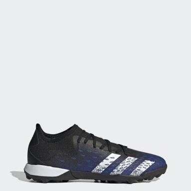 Men Football Black Predator Freak.3 Turf Boots
