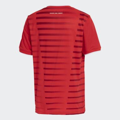 Camisa 1 Internacional 20/21 Vermelho Meninos Futebol